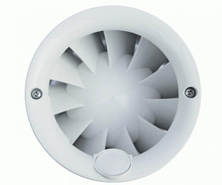 Silentub 100 Axial In Line Fan Envirovent